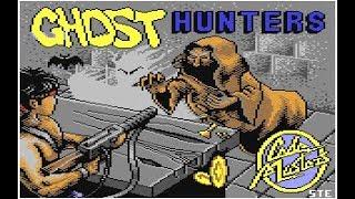 C64 Longplay: Ghost Hunters