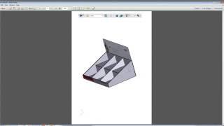 Плагин для проектирования упаковки Zünd Design Center. Урок 2