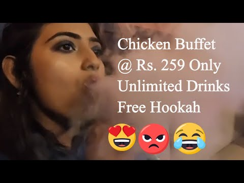 Hit Wicket Cheapest buffet in kolkata | Worst experience | Ep. 1-Kolkata's Best buffet