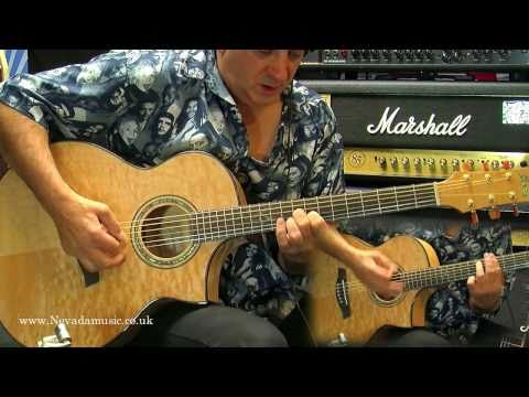 Ibanez EW20ZWENT Acoustic Electric Guitar Review