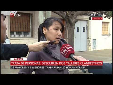 Hablaron Dos Trabajadores Del Taller Allanado En Ciudadela