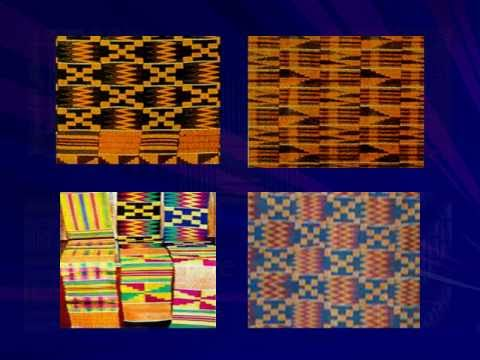 The History of Kente-Black History