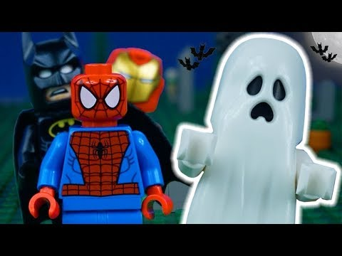 LEGO Superheroes LIVE 馃敶 STOP MOTION LEGO Superheroes: Spiderman, Hulk & More | LEGO | Billy Bricks