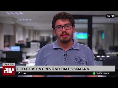 Greve Dos Caminhoneiros Gera Transtornos Pelo Brasil