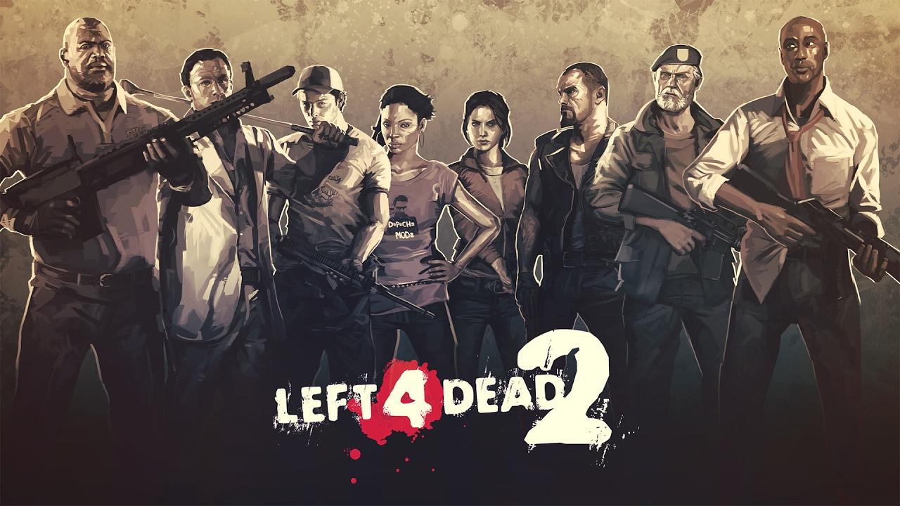 live 4 dead