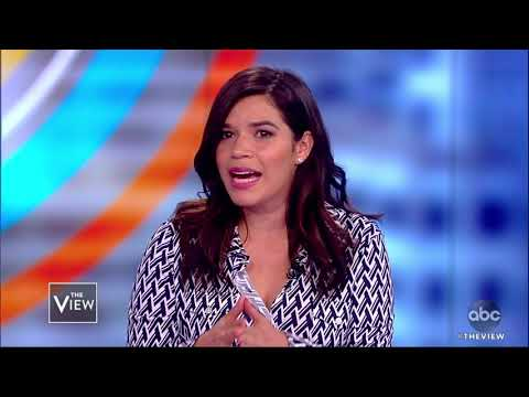 America Ferrera On Kavanaugh Hearings, Sexual Assault Survivors