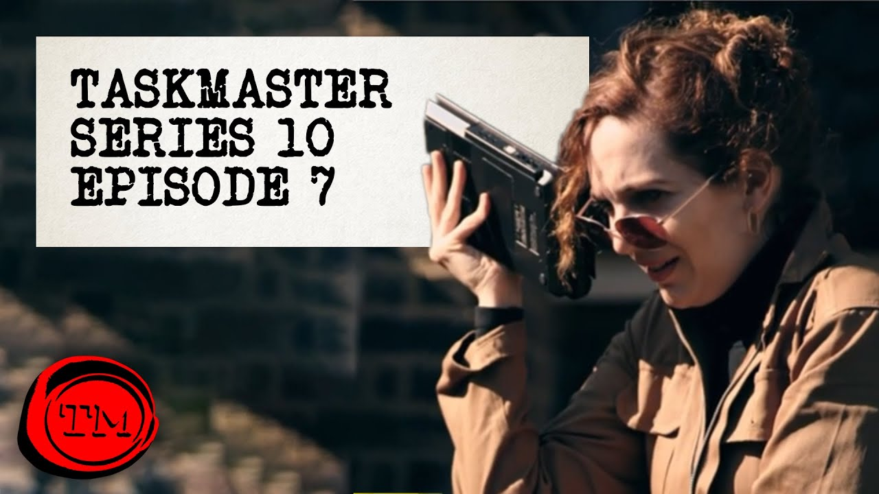 "Download Taskmaster - Series 10, Episode 7 | Full Episode | ""Legit Glass"""