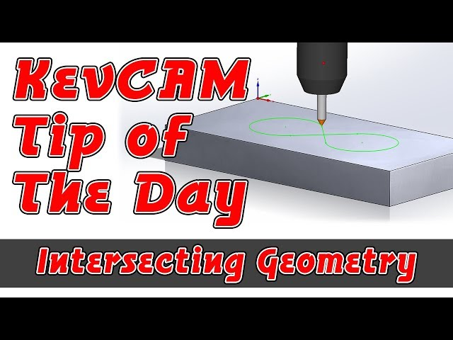 Tip of the Day - Intersecting Geometry