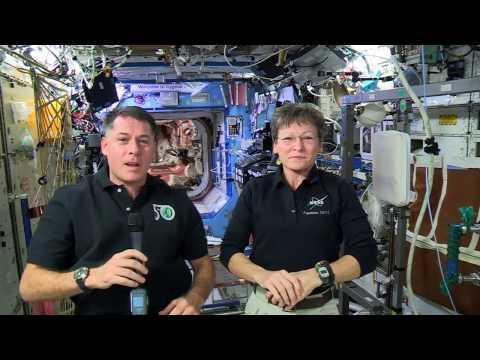 Engineers Week 2017 Message from International Space Station