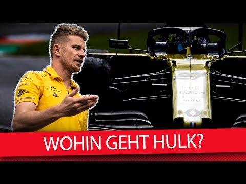 Bekommt Hülkenberg noch ein F1-Cockpit? - Formel 1 2020 (Talk)