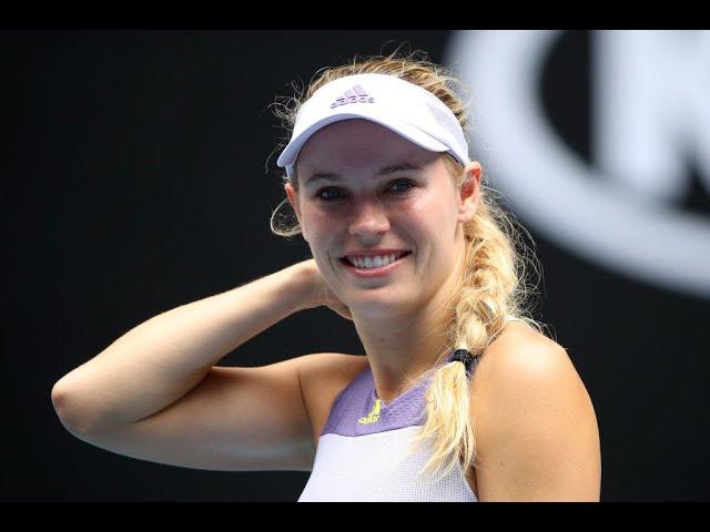 Tennis Stars Say Farewell to Caroline Wozniacki