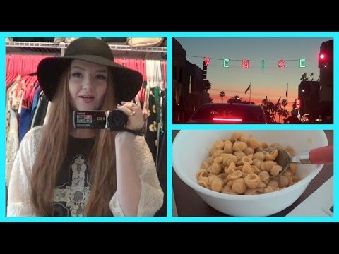 OUR FRIENDS ARRIVE, Venice Beach, & Dinner in Beverly Hills (LA DAY 2)