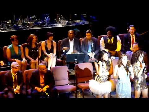 "IN THE HEIGHTS---""96,000""---""REUNION CONCERT"""