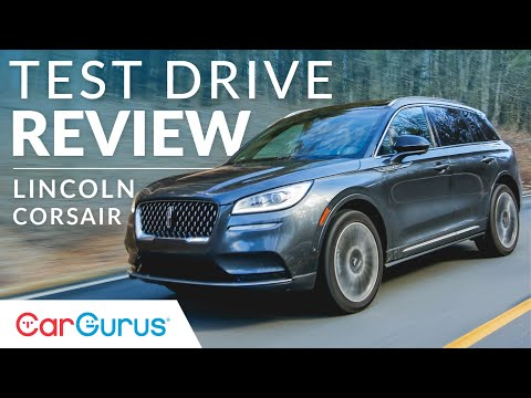 2020 Lincoln Corsair Review | A quiet sanctuary or a fancy Ford?