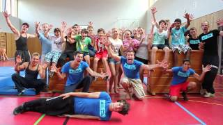PARKOUR SUMMERCAMP in Deutschland