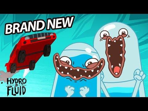 Pimp My Ramen | BRAND NEW - HYDRO and FLUID | Funny Cartoons for Children
