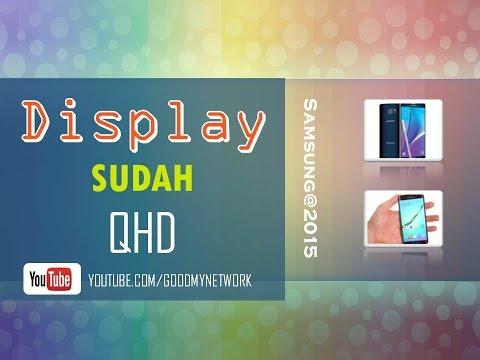 Taukah 5 Smartphone Samsung Display Quad High Definition 2015