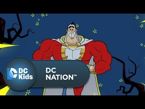 Shazam: Courage  Episode 3  DC Kids