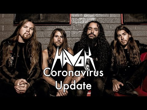 HAVOK's David Sanchez: Coronavirus Quarantine Chat