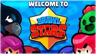 ¡¡ EL NUEVO JUEGO DE SUPERCELL   BRAWL STARS !! [WithZack]
