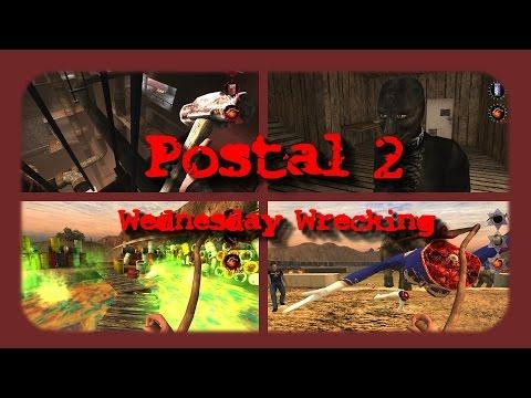 TDG Plays - Postal 2 - Wednesday Wrecking (Tora Bora)