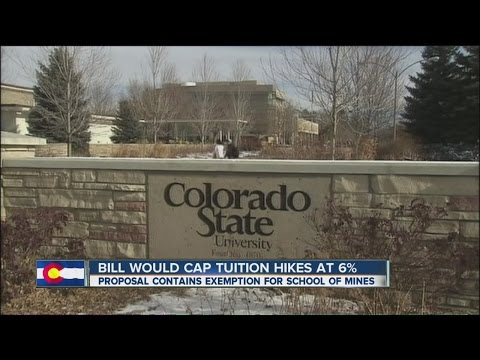 Colorado lawmakers reject college tuition caps