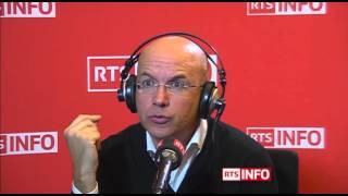 L'invité de la rédaction - Yves Daccord, directeur du CICR