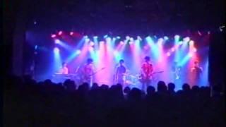 1995年2月19日 渋谷ClubQuatroでのライブ.