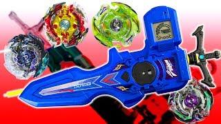 Beyblade Burts Цифровой меч лаунчер B 93 Крутые игры для детей Бейблейд Берст