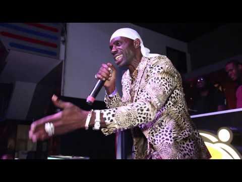 Ninja Man live in concert FAME FM RETRO WED, Famous NightClub FT NATURE , DON HUSKY.. NOV 2013 DSR