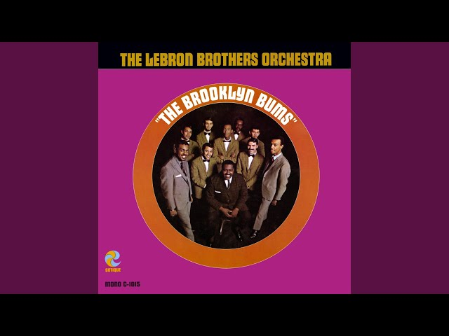 2efe459c31b The Village Chant - The Lebron Brothers Orchestra