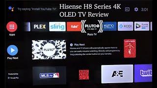 Hisense H8 4K ULED Android TV Full Review
