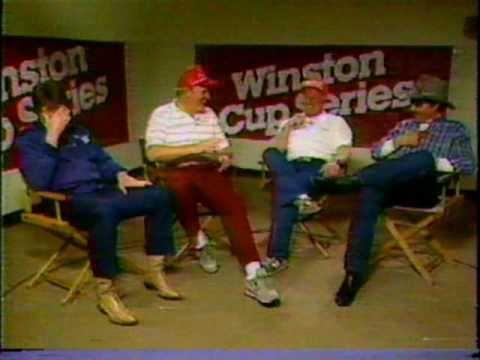 ESPN 1987 Bench Racing with Benny Part 1/3