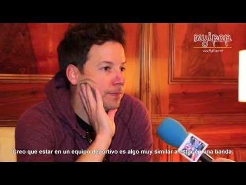 Pierre Bouvier de Simple Plan nos presenta 'Taking One For The Team'