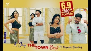 The Town Boys || A-Jay Ft. Priyanka Bhardwaj & LOC || G Skillz || VS Records || Latest Punjabi Songs