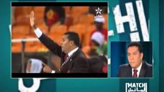 تقرير عبدالله جعفري حول حصيلة رشيد الطوسي مع المنتخب المغربي