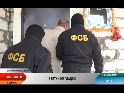 Сотрудник КУ НАО «Централизованный стройзаказчик» задержан по подозрению в коррупции