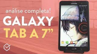 TABLET BOM E BARATO é esse! | GALAXY TAB A 7.0 T280 e T285