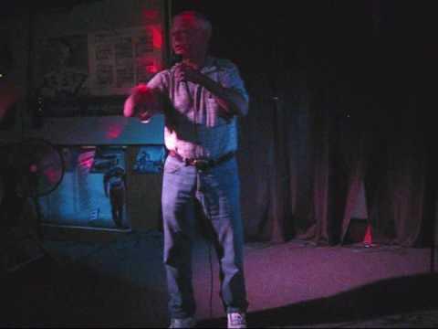 Old (white) guy sings gin n juice