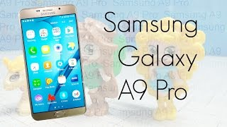 samsung galaxy a9 pro unboxing insane battery life of 5000 mah and 4gb ram