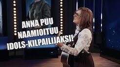 Yllätys Anna Puun tapaan   Idols   Nelonen