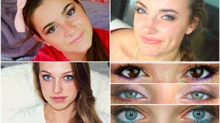 Makeup for brown, green, or blue eyes! Thumbnail