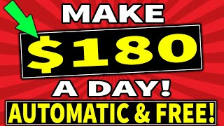 Make $180 to $280 DAILY FOR FREE ON AUTOPILOT (MAKE MONEY ONLINE 2020)