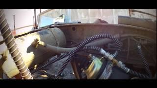 замена тормозного энергоаккумулятора на МАЗ 5432 / Nice-Car.Ru