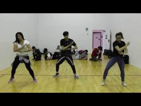 MODiFYD Dance Cover:AlunaGeorge - Superstar (Cosmo's Midnight x Lido Remix)