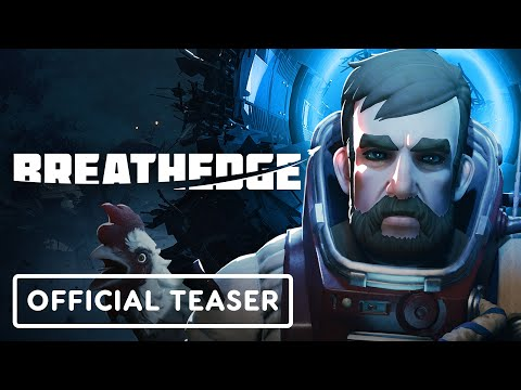 Breathedge - Official Launch Teaser Trailer