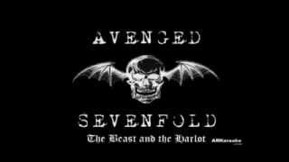 The Beast and the Harlot - Avenged Sevenfold karaoke