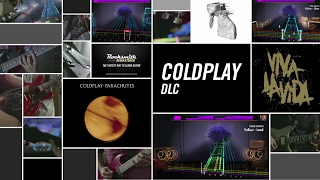 Coldplay Song Pack - Rocksmith 2014 Edition Remastered DLC