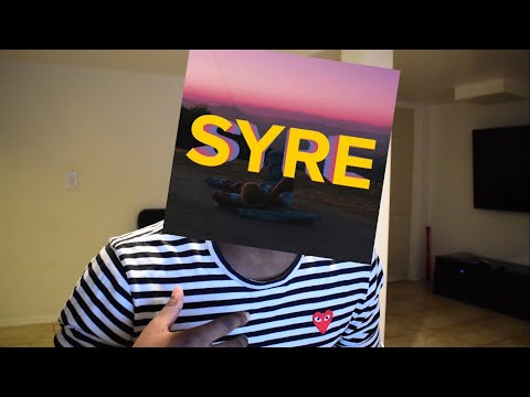 """JADEN SMITH """"SYRE"""" ALBUM REVIEW AND REACTION!!!"""