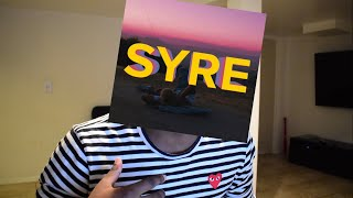 "JADEN SMITH ""SYRE"" ALBUM REVIEW AND REACTION!!!"